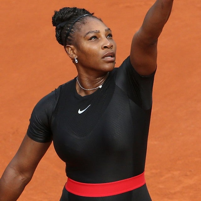 Serena Williams French Open Black Catsuit Banning Response