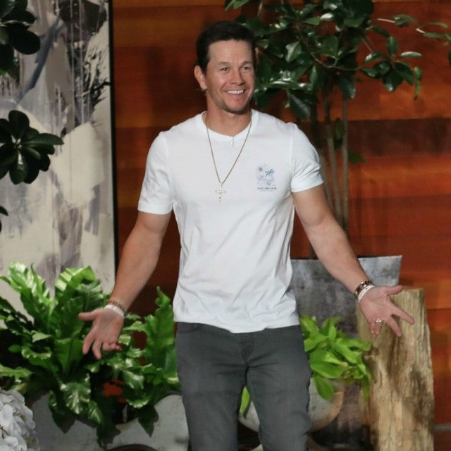 Mark Wahlberg on Ellen