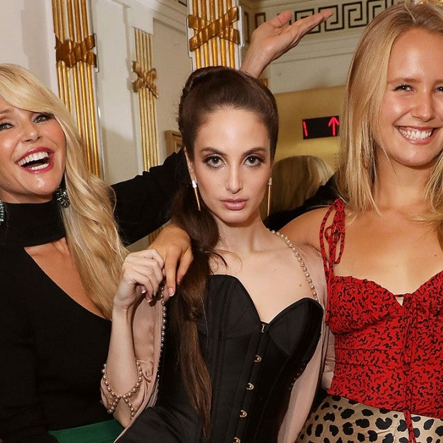 Christie Brinkley, Alexa Ray Joel, and Sailor Lee Brinkley-Cook