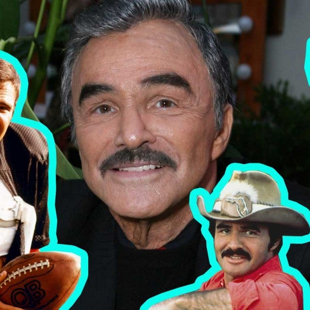 Burt Reynolds' Most Iconic Roles