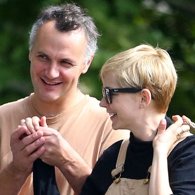 Phil Elverum and Michelle Williams