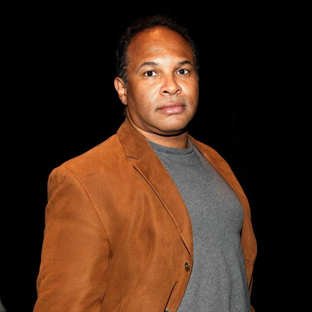 Geoffrey Owens attends the press launch for FringeNYC 2012 at the New School for Drama on August 7, 2012 in New York City.