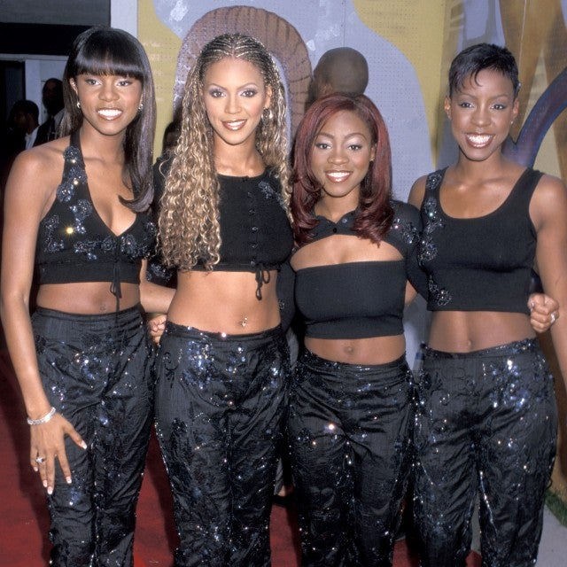 Destiny's Child at the 5th Annual Soul Train 'Lady of Soul' Awards