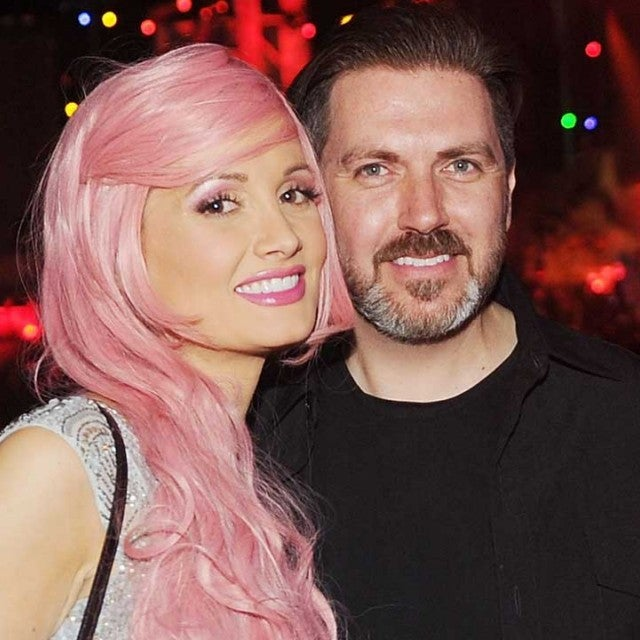 Holly Madison and husband Pasquale Rotella