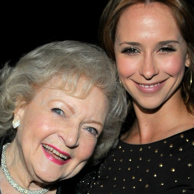 Betty White and Jennifer Love Hewitt