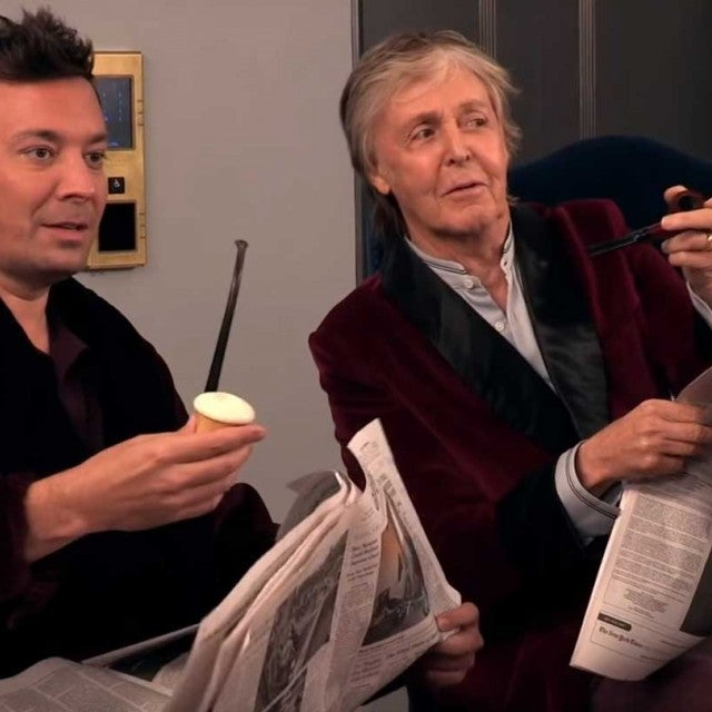Jimmy Fallon and Paul McCartney surprise random people on 'The Tonight Show'
