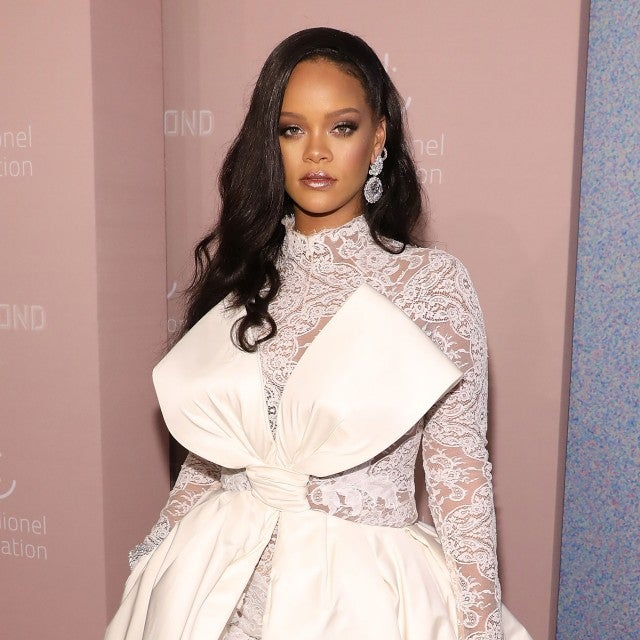 Rihanna 2018 Diamond Ball