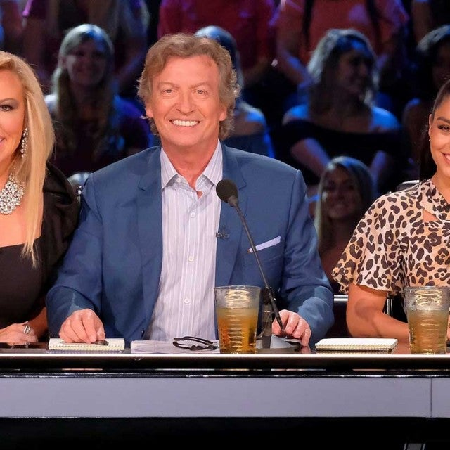 'So You Think You Can Dance' judges Nigel Lythgoe, Mary Murphy and Vanessa Hudgens