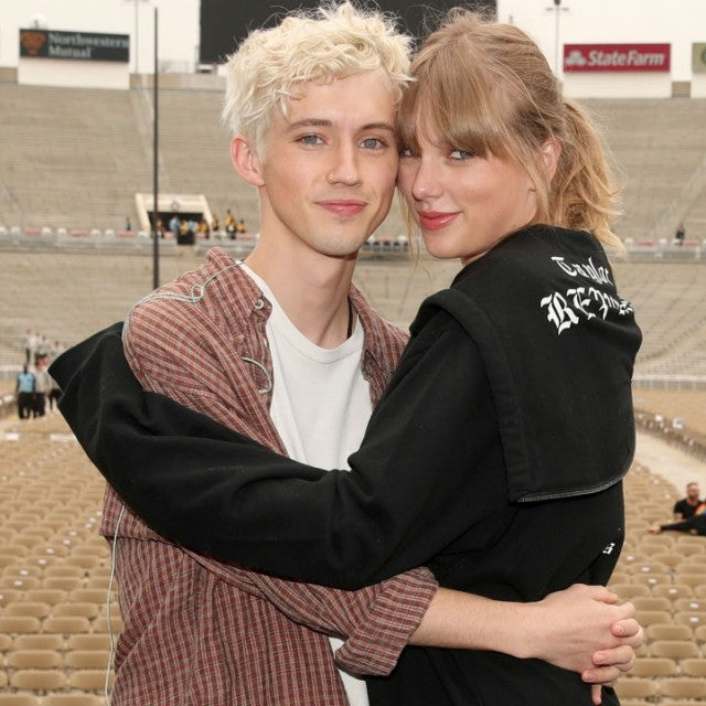 Troye Sivan and Taylor Swift