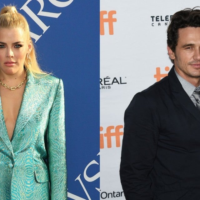 James Franco, Busy Philipps