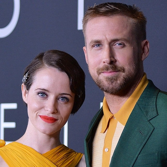 Claire Foy and Ryan Gosling 1280