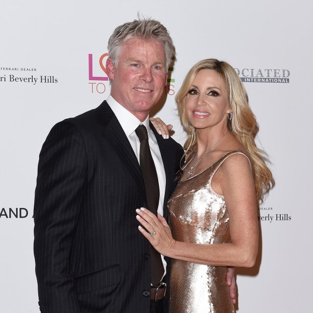 David C. Meyer and Camille Grammer