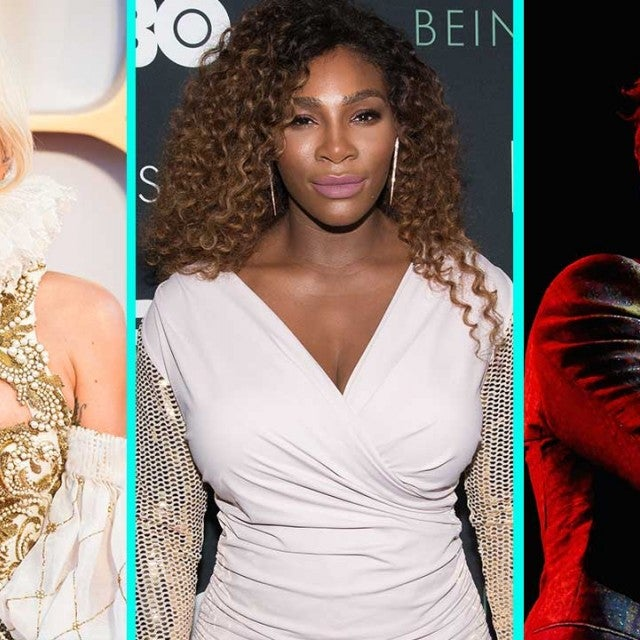 Lady gaga serena williams harry styles split