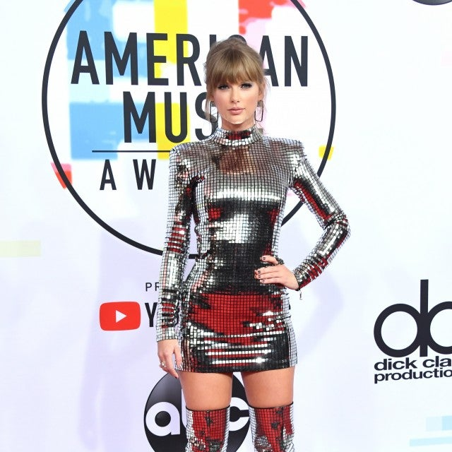 Taylor Swift 2018 AMAs