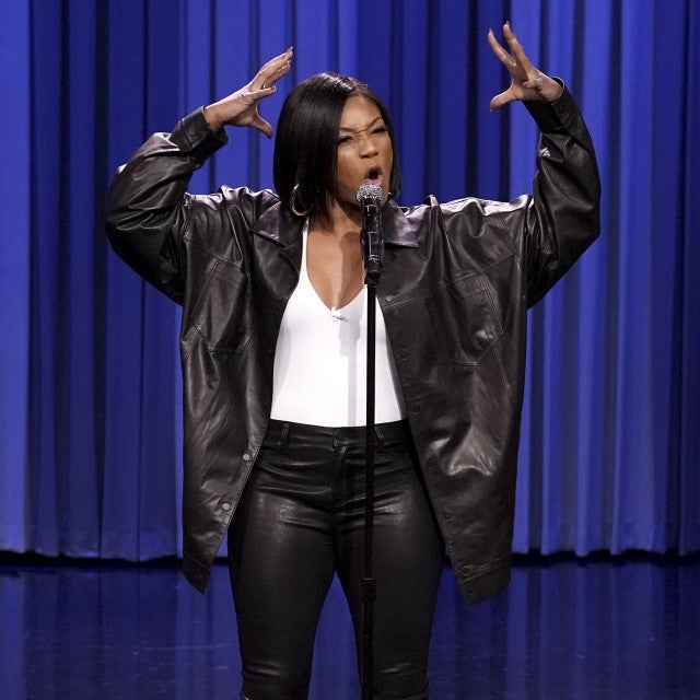 Tiffany Haddish Tonight Show