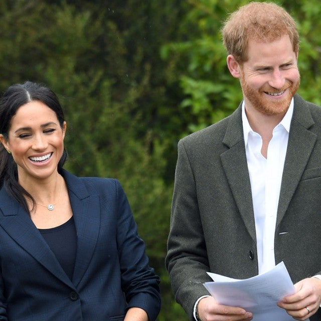 Prince Harry Meghan Markle Royal Tour