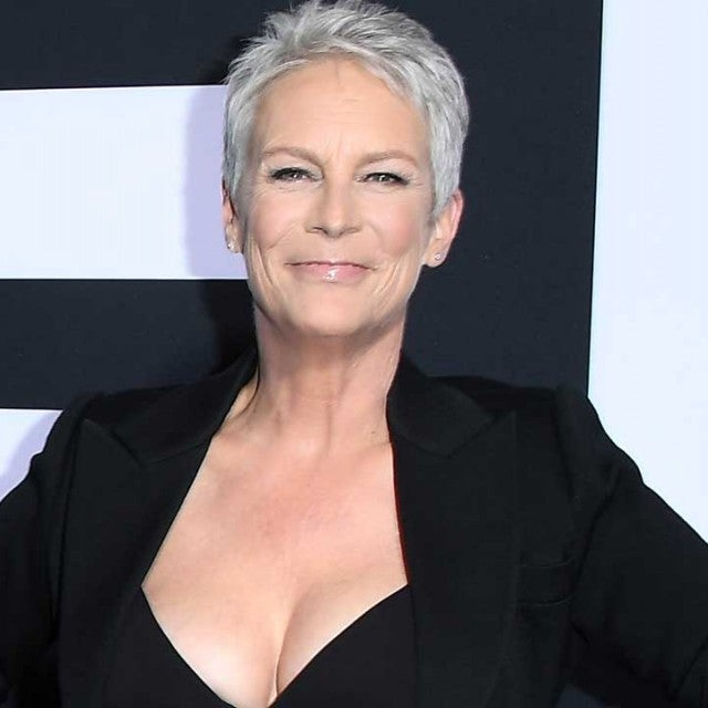 Jamie Lee Curtis at the Hollywood premiere of 'Halloween' at the Chinese Theatre on Oct. 17