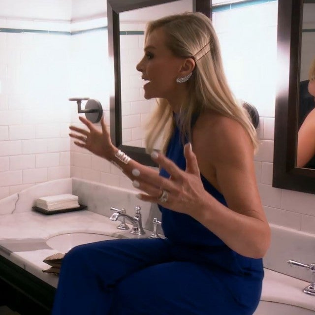 Tamra Judge and Shannon Beador on 'The Real Housewives of Orange County.'
