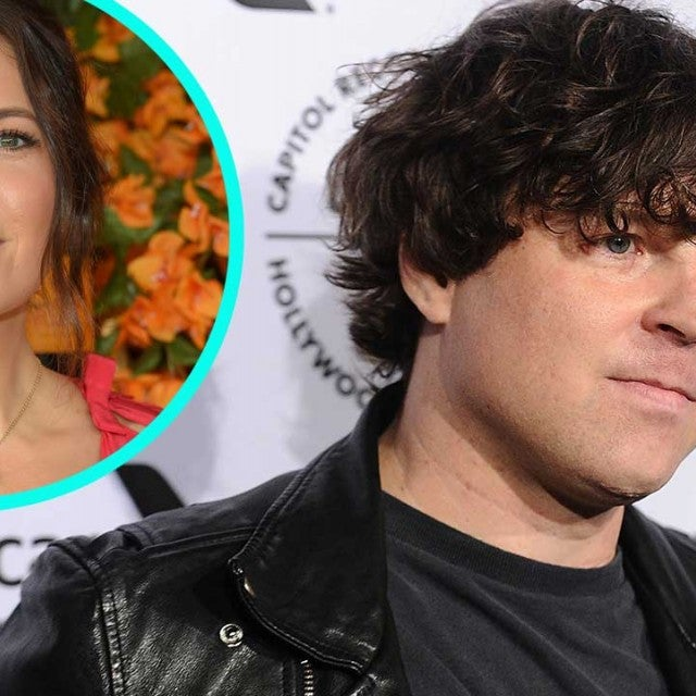 Musician Ryan Adams and ex-wife Mandy Moore (inset)