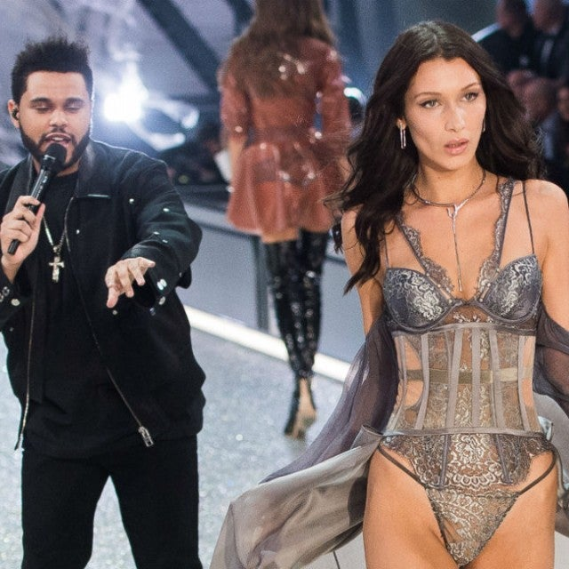 The Weeknd & Bella Hadid