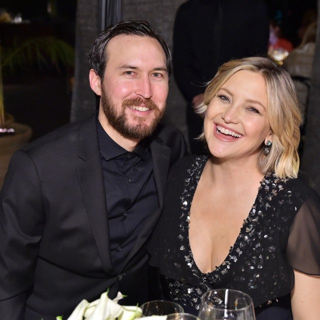 Danny Fujikawa and Kate Hudson at Michael Kors Dinner to celebrate Kate Hudson and The World Food Programme
