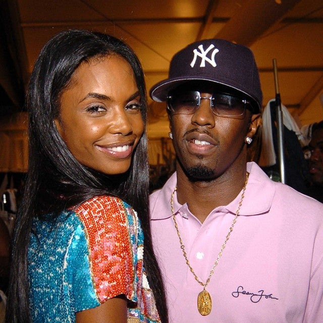 Sean 'Diddy' Combs, Kim Porter
