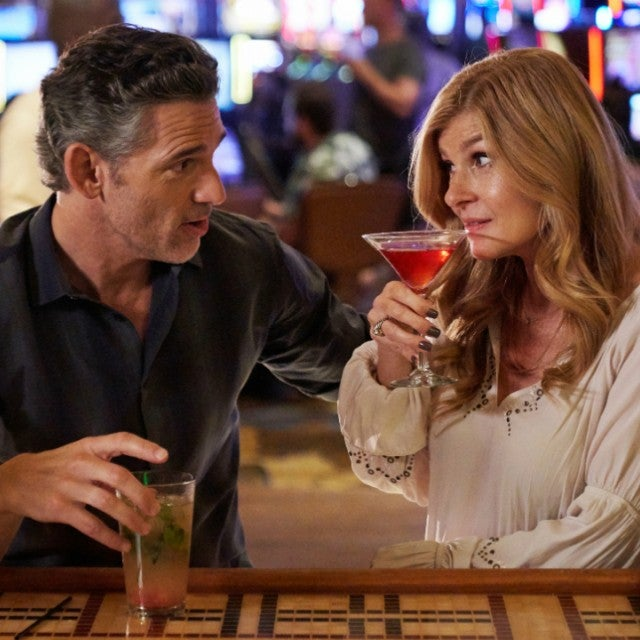 Eric Bana and Connie Britton in Bravo's 'Dirty John.'