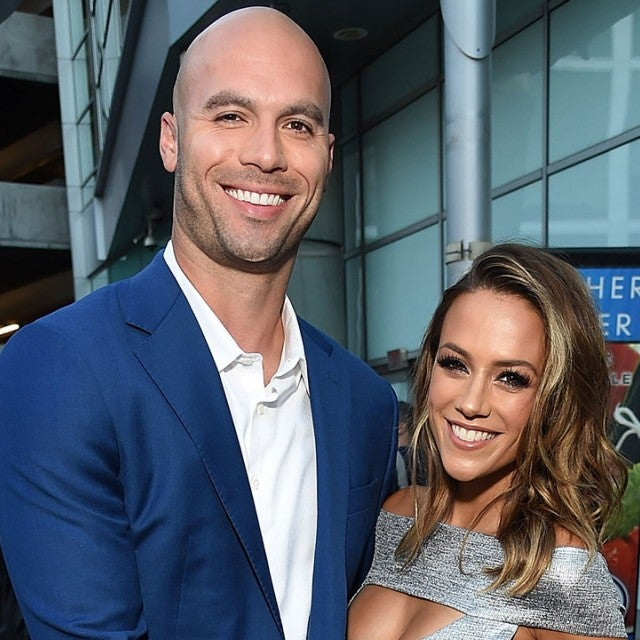 Jana Kramer and Mike Caussin at the Los Angeles Premiere of Support The Girls