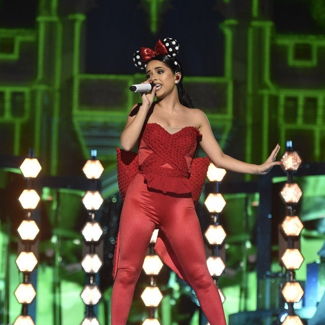 Becky G The Wonderful World of Disney: Magical Holiday Celebration