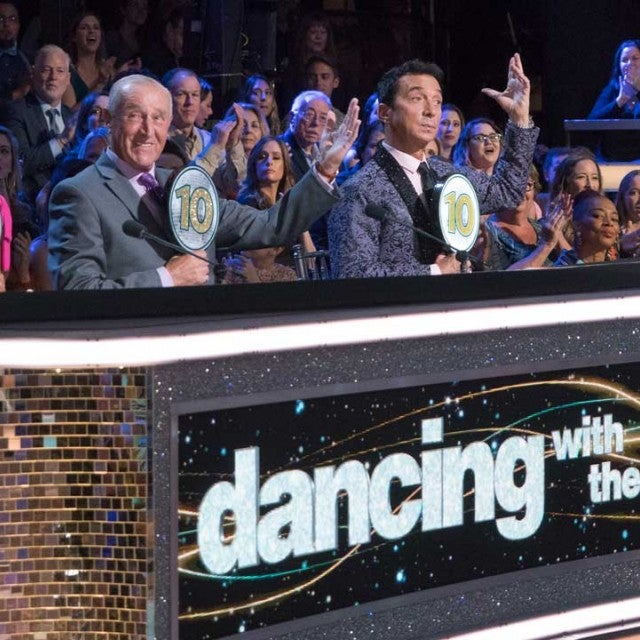 'Dancing With the Stars' judges Carrie Ann Inaba, Len Goodman, Bruno Tonioli