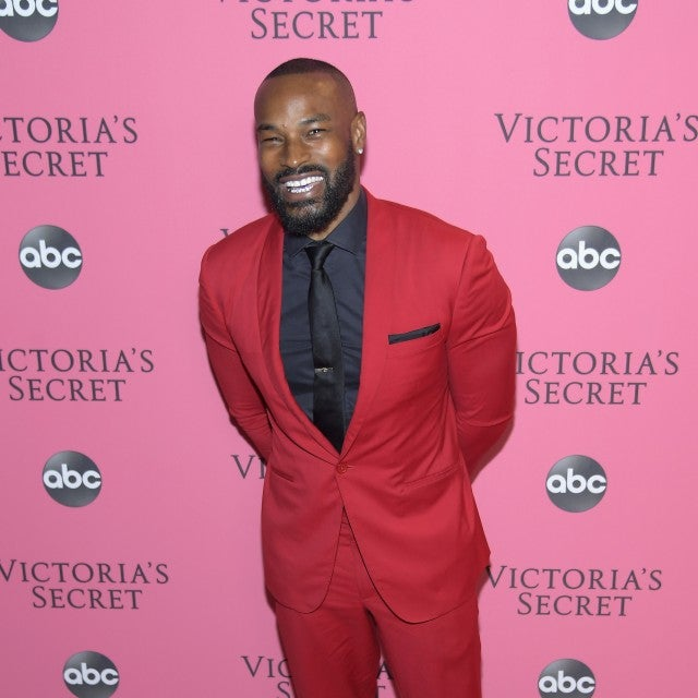 Tyson Beckford at Victoria's Secret Fashion Show