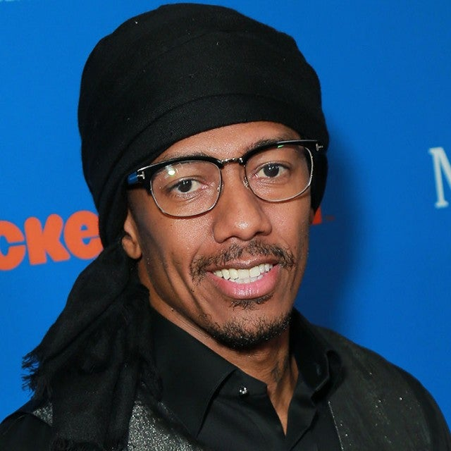 Nick Cannon in October 2018