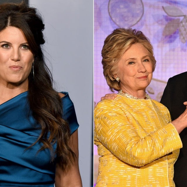 Monica Lewinsky Hillary Clinton Bill Clinton