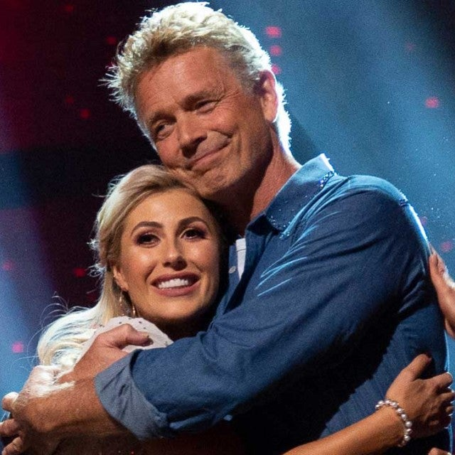 John Schneider and pro partner Emma Slater on 'Dancing With the Stars'