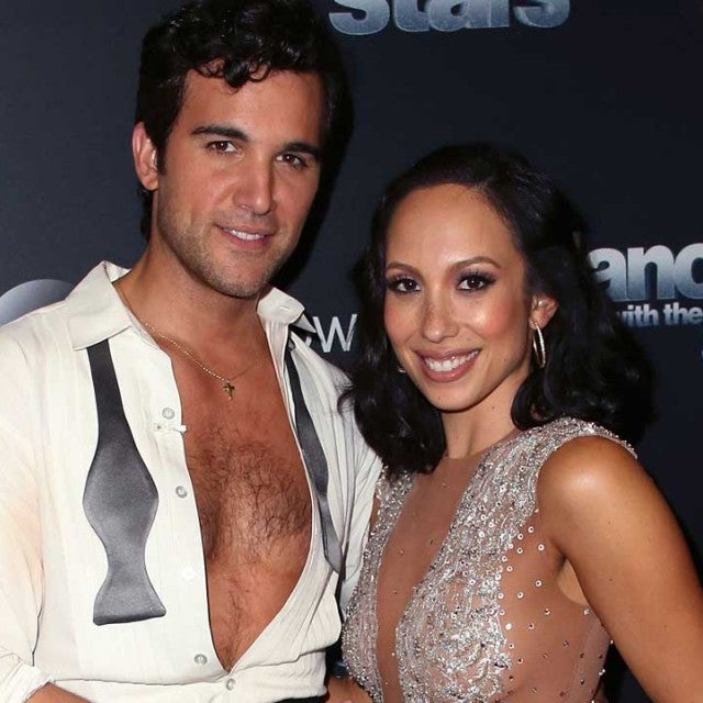 Juan Pablo di Pace and Cheryl Burke on 'Dancing With the Stars'