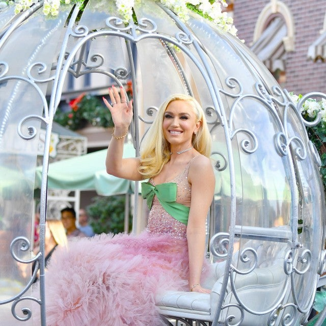 Gwen Stefani at Disneyland