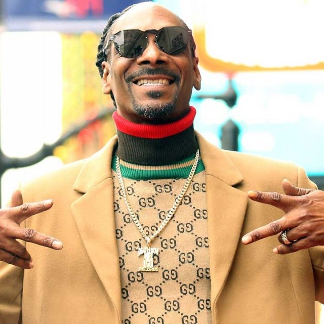 Snoop Dogg gets his star on the Hollywood Walk of Fame on Nov. 19