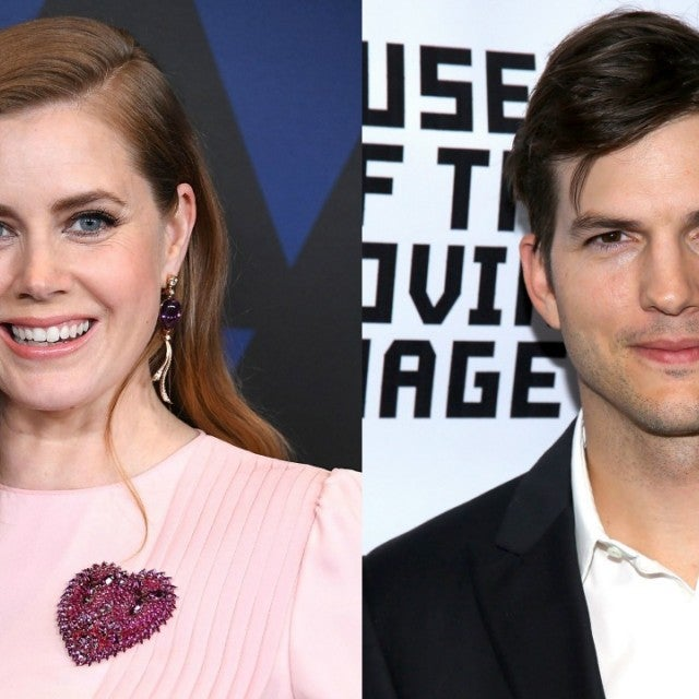 Amy Adams, Ashton Kutcher
