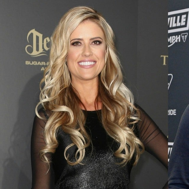 Christina El Moussa, Ant Anstead
