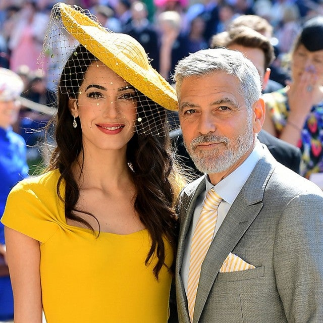 Amal Clooney yellow dress 1280