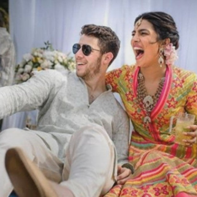 Priyanka Chopra and Nick Jonas' Wedding Weekend Fashions