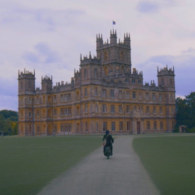 'Downton Abbey' Movie First Look!