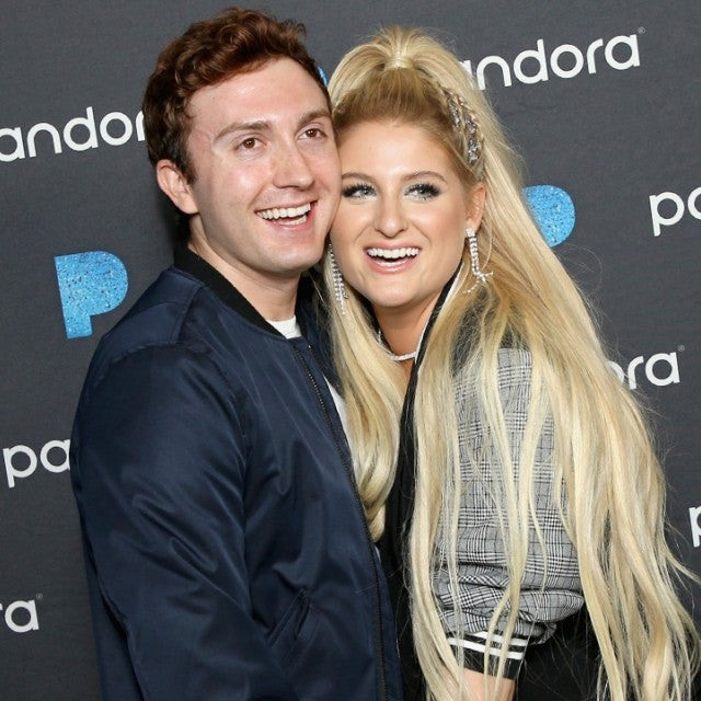 Meghan Trainor and Daryl Sabara Are Married!