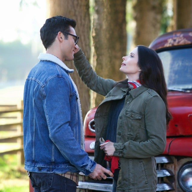 cw crossover clark and lois