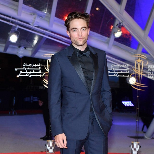 Robert Pattinson at 17th Marrakech International Film Festival