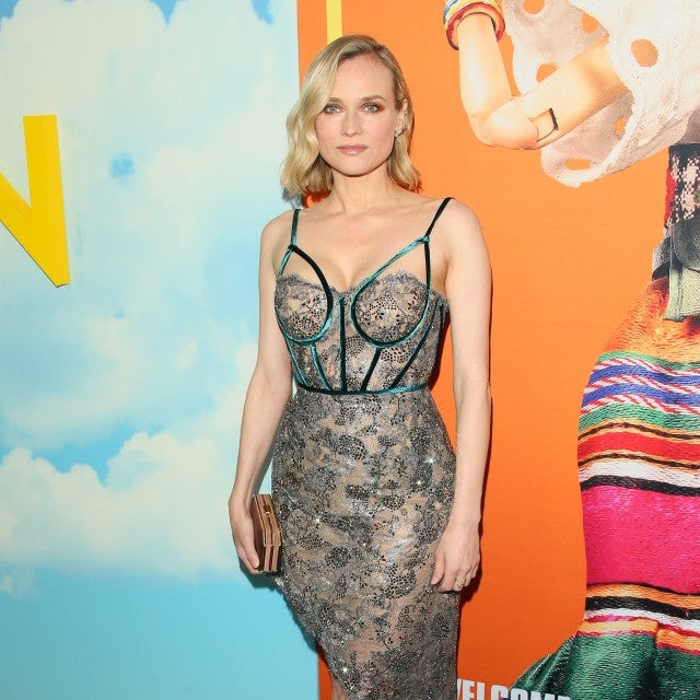 Diane Kruger at Welcome to Marwen premiere