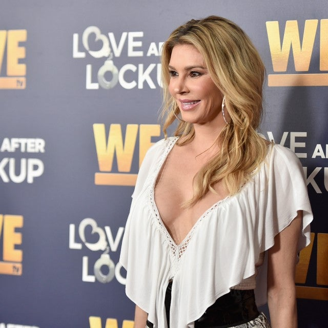 Brandi Glanville at WE tv's 'Real Love: Relationship Reality TV's Past, Present & Future' event.