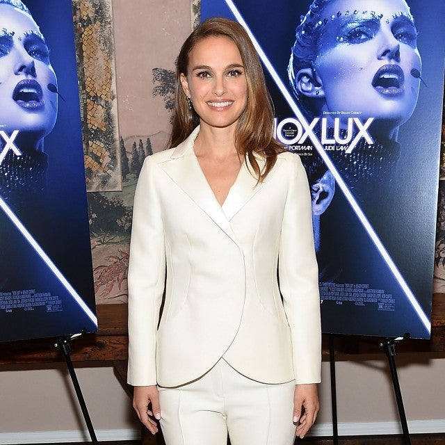 Natalie Portman at Vox Lux screening in NYC