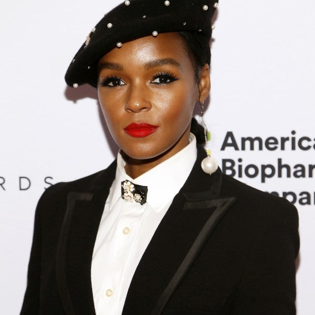 Janelle Monáe at the Smithsonian Magazine's 2018 American Ingenuity Awards in DC