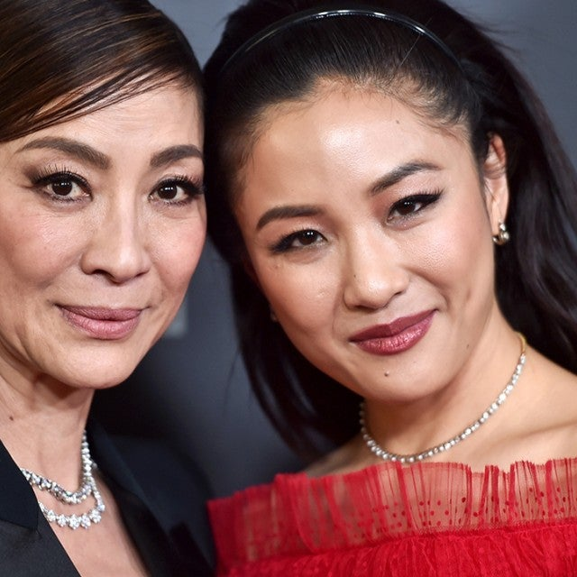 Michelle Yeoh and Constance Wu